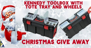 Christmas Has Come Early.. Win With Tooling Promotions!