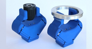 HRC GRIPPER FROM RÖHM: VERY LIGHT, VERY ROBUST AND INDIVIDUALLY ADAPTABLE